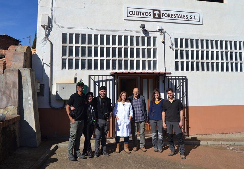 TV Agro Colombia visita Cultivos Forestales