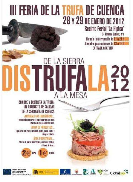 Feria de la trufa de Cuenca 2012